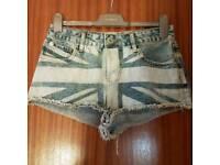 Riverisland denim shorts