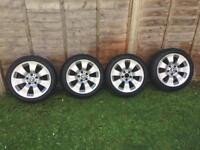 BMW 3 series genuine wheels