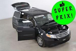 2013 Honda Odyssey EX DVD+Camera de Recul 8 Passagers