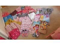 Girls 3-4 year clothes bundle