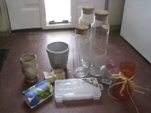 containers and vases-STRATHROY