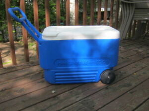BUNCH OF COOLERS - LIKE NEW - pick up in SUTTON