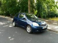 TOYOTA YARIS TSPRIT 2004 13SERVICE 2LADY OWNER MOT TILL26/8/2018 WARRANTED MILE HPI CLEAR
