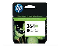 *BRAND NEW*. Genuine HP 364XL Black Ink Cartridges (Ex 2018)