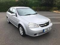 2006 CHEVROLET LACETTI 1.4 LX IDEAL FAMILY CAR