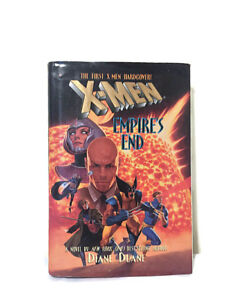 X-Men Empire's End -The First X-Men Hardcover!