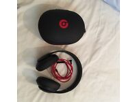 Beats by Dr. Dre Studio 2.0 Headphones Matte Black with proof of purchase from Amazon