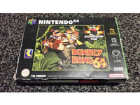 Donkey Kong 64 with Expansion Pak - N64 Game