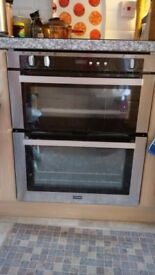 """""""Stoves"""" 60cm built in oven and electric touch control Hob - as new"""