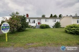 Lovely 5 bedroom, 1 and a half bath bungalow