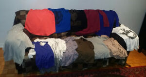 Lots of Large size summer shirts