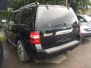 2007 Ford Expedition Limited     220 KM