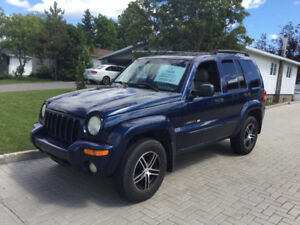 2002 Jeep Liberty VUS