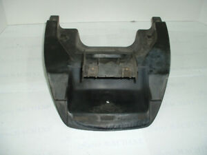 1986 BMW R80 - tail cowl inner cover, taillight bracket