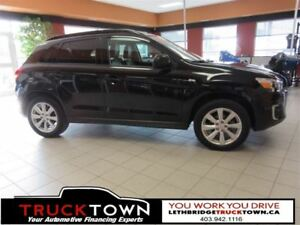 2015 Mitsubishi RVR FULLY LOADED-LEATHER GT