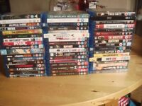 blu ray joblot listed