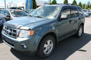 2012 Ford Escape XLT V6 2X4 **MAGS/CUIR** 103 288KM*