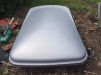 Hapro Roof Box 300l - GOOD AS NEW!
