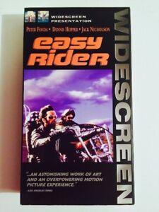 EASY RIDER VHS CASSETTE HOME VIDEO