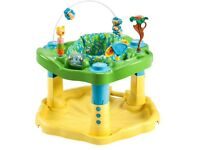 Evenflo Exersaucer centre