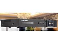 4 port dvr cctv recorder - 500gb hard drive - brand new in box
