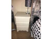 Bedside table/cabinet