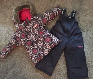 Girls 2t Oshkosh Snowsuit