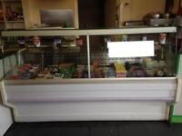 shop refrigerator