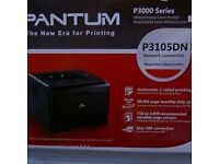 PANTUM MONO PRINTER STILL IN BOX BOUGHT 2 MONTHS AGO AND NOT REQUIRED
