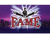 FAME: The Musical on August 05, 2017