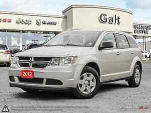 2012 Dodge Journey CVP   LOCAL TRADE IN   ONLY $89 BI-WEEKLY*