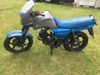 MZ125 Saxon Sportstar