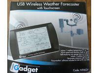 USB Wireless Weather Centre