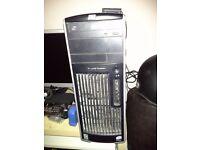 HP xw6400 workstation Intel Xeon 5150 2.66GHz RAM 1.00GB Desktop PC Fully working
