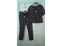 Next, size 12, Matching Top and Trousers.