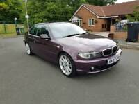 IMMACULATE LOW MILEAGE BMW 320CI-NEW MOT-HPI CLEAR-FULL SERVICE HISTORY
