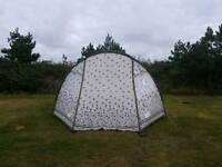 Celia Birtwell ltd edition 4 Berth Tunnel Tent