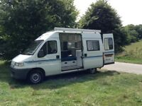 Lovely camper van in great condition, low mileage (verified), good bodywork, lots of service history