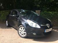 2009 (59) Vauxhall Corsa 1.4i 16v ( a/c ) Design ** New Mot **