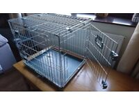 Dog Cage medium, as New condition, Never used