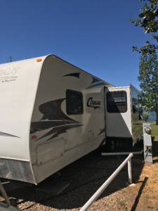 2007 Cougar 306BHS - 34ft