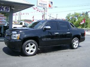 2008 Chevrolet Avalanche LTZ TOP OF THE LINE !! SWEET !!!