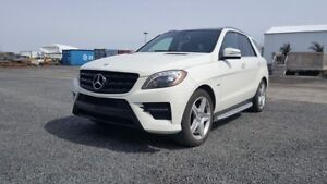 Mercedes Benz ML350 Bluetech Sport Luxury AMG