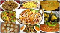 Homemade Indian/Pakistani Cuisine (Catering Service)
