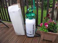 Garden Large 7L Pressure Pump Sprayer Garden, Carpet cleaner, fence, car etc B&Q price £26!!