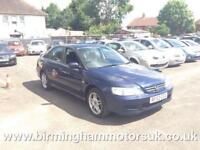 2002 (52 Reg) Honda Accord 1.8 VTEC SPORT 5DR Hatchback BLUE + LOW MILES