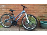 For sale bike for girls 10-14 years old very good conditions.