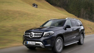 2017 Mercedes-Benz Other GLS450 SUV, Crossover