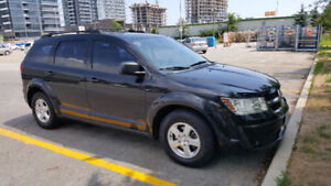 2010 DODGE JOURNEY, CERTIFIED, NO ACCIDENT, NO LIEN $7,895 OR BO