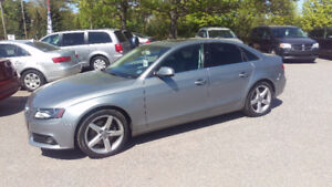 Audi A4 Loaded!